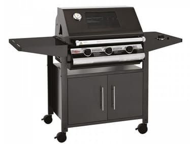 Barbecue a gas con carrello BEEFEEATER DISCOVERY 1000E 3 FUOCHI