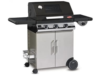 Barbecue a gas con carrello BEEFEEATER DISCOVERY 1100E 3 FUOCHI