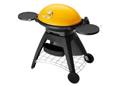 Barbecue a gas con carrello BEEFEEATER FAMILY BUGG ARANCIO