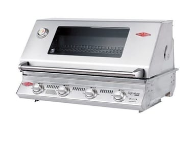 Barbecue a gas da incasso BEEFEEATER SIGNATURE S3000SS 4 FUOCHI
