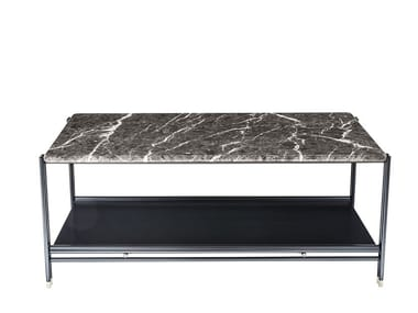 Rectangular marble coffee table BEEN   Marble coffee table