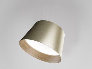 Lampada a sospensione in alluminio BELL