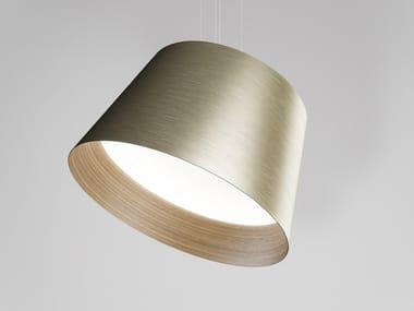 LED aluminium pendant lamp BELL