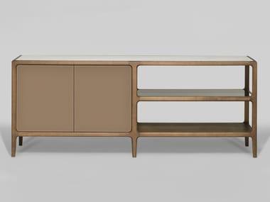 Ash sideboard with doors BELLAGIO | Sideboard