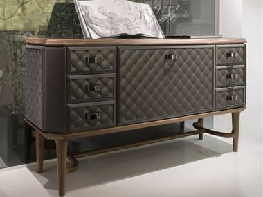 Wooden sideboard with drawers BELLAGIO HOME | Sideboard