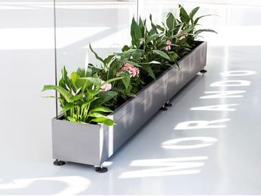 Metal garden partition BELLAVISTA FLOWER | Garden partition