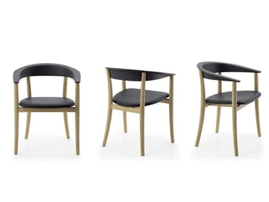 Chair with armrests BELLE