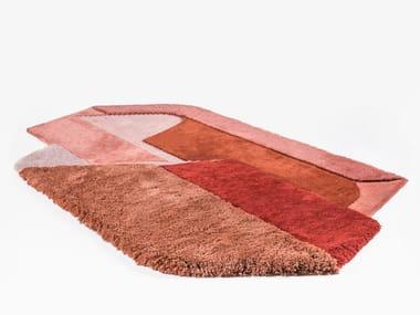 Wool rug BELLE ETAGE | Rug