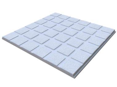 Plasterboard ceiling tiles BELLINI