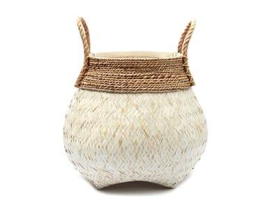 Rattan basket BELLY
