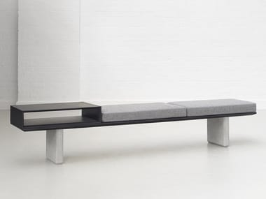 Upholstered bench BENCH