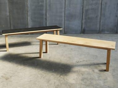 Oak bench BENCH MTM