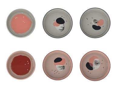 Melamine plates set BENTO