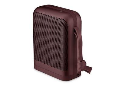 Bluetooth wasserdichte Lautsprecher aus Aluminium BEOPLAY P6