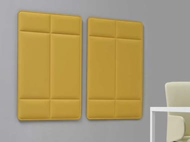 Polyester fibre Decorative acoustic panel BEQUITE | Decorative acoustic panel