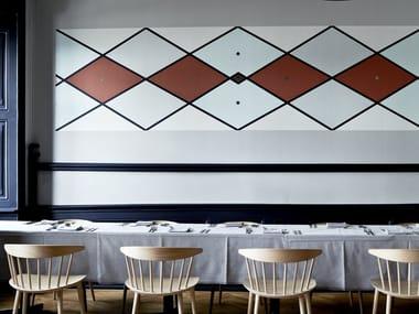 Geometric wallpaper BERBER