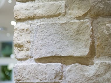Reconstructed stone, LEED certified and eco-friendly BERGAMO
