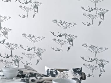 Screenprinted wallpaper BERLIN | Wallpaper