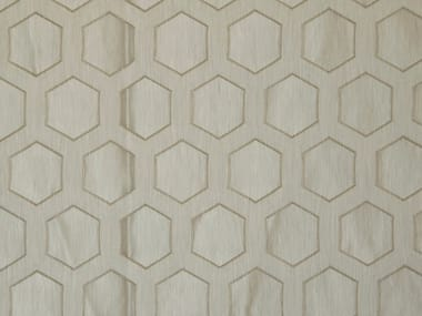 Fabric with geometric pattern BESIDE FR