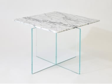 Square side table BESIDE MYSELF