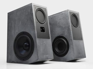 Concrete speaker VIRTUOSO