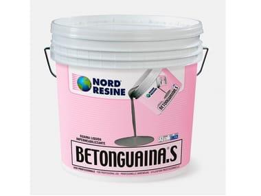 Sistema impermeabilizzante composito BETONGUAINA-S