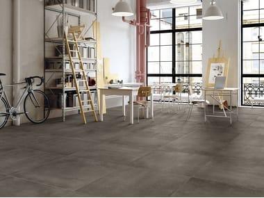 Porcelain stoneware wall/floor tiles with concrete effect BETONSTIL CONCRETE