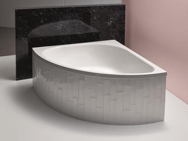 Built-in enamelled steel bathtub BETTEARCO