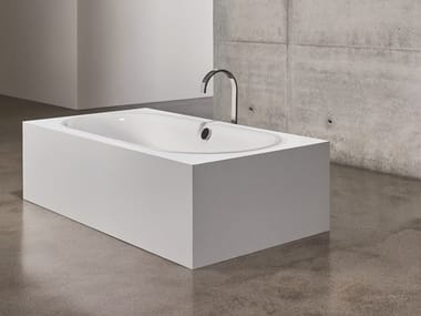 Vasca Da Bagno Ovale Da Incasso : Vasche da bagno da incasso bette archiproducts