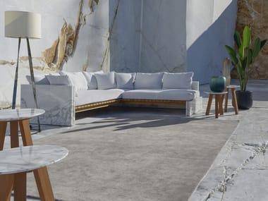 Corner marble sofa BETTOGLI | Corner sofa
