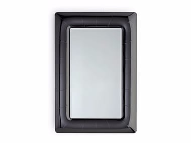 Rectangular wall-mounted hall mirror BETTY | Wall-mounted mirror
