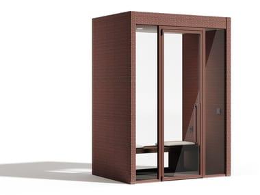Cabine de escritório acústica BIBIENA | Cabine de escritório