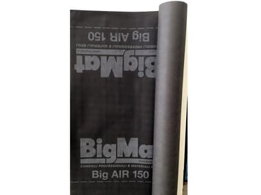 Telo protettivo e traspirante per sottotetto BIG AIR 150