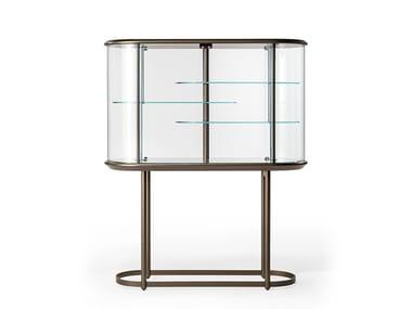 Glass bar cabinet BIG BEN BAR
