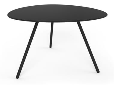Round garden table BIG DINE A-LOWHA