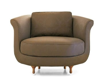 Armchair with armrests BIG MAMA | Armchair