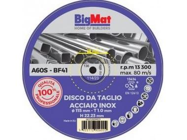 Disco da taglio DISCO DA TAGLIO Pro ACCIAIO INOX115