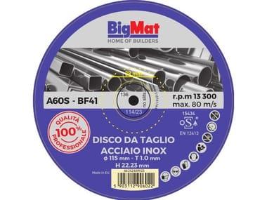 Disco da taglio DISCO DA TAGLIO Pro ACCIAIO INOX 115