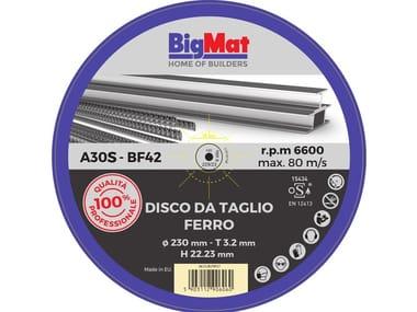 Disco da taglio BIGMAT DISCO DA TAGLIO PRO FERRO - 230