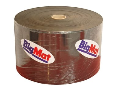 Sound insulation and sound absorbing felt in synthetic mater BIGMAT felt