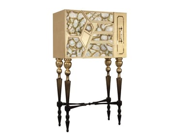 Lacquered bar cabinet BIJOUX | Bar cabinet