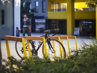 Bicycle rack BIKEBLOCQ