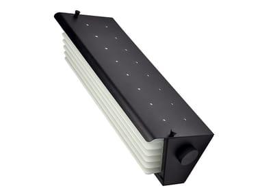 Lampada da parete a LED orientabile BINY BOX