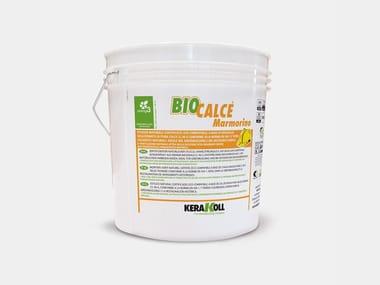 Stucco naturale a base di grassello di calce BIOCALCE® MARMORINO