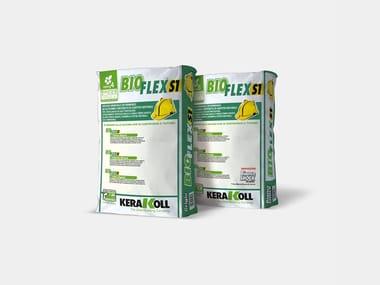 Adesivo minerale per l'incollaggio ad alte prestazioni BIOFLEX® S1