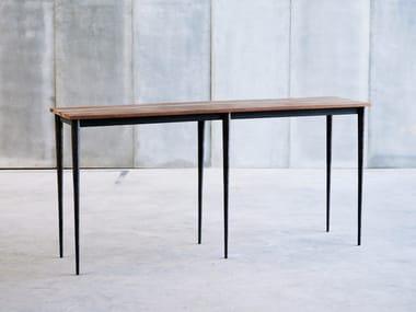 Custom console table BISBAL MTM