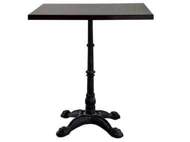 Cast iron table / table base BISTROT