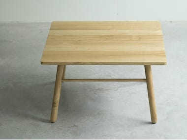 Square coffee table BI TABLE | Side table