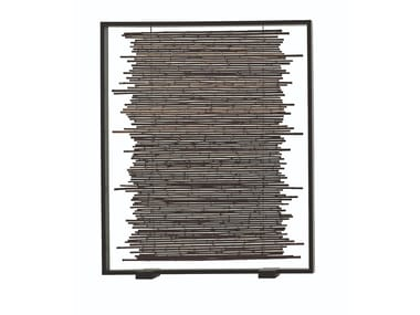 Bamboo room divider BLACK 199
