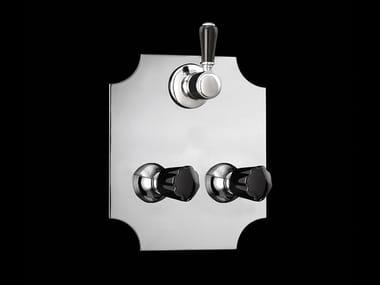 Shower set with diverter BLACK MORRIS   Shower set with diverter